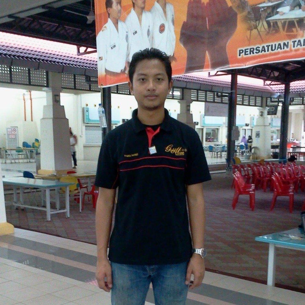 Ahmad Faqrul Hafeez Mohd Noor